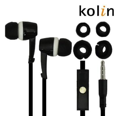 Kolin歌林 氣密式線控手機用耳麥KER-SH14C (7.3折)
