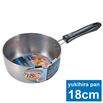 日本製造 不鏽鋼IH雪平煮食鍋18cm (5.8折)
