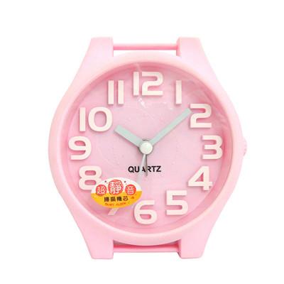 無敵王 糖果色手錶造型立體數字鬧鐘SV-1314 (7.2折)