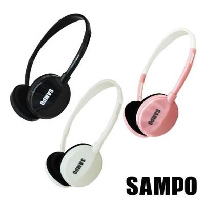 SAMPO聲寶 頭戴式電腦耳機麥克風 EK-YF51CH (7.5折)