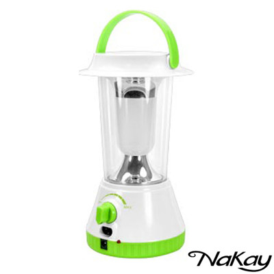 NAKAY 充電式LED 露營燈 NPL-11 (6.3折)
