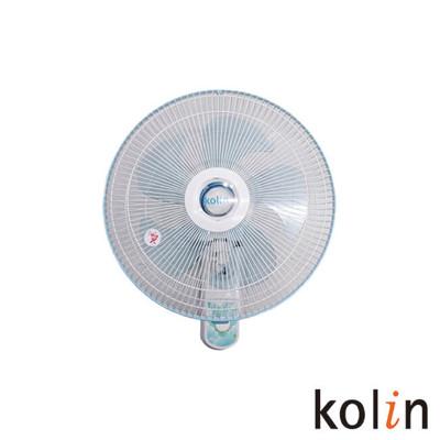 Kolin歌林 14吋壁扇-藍 KF-SH141W (5.9折)