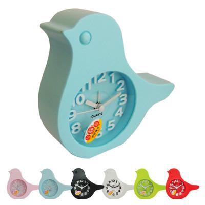 無敵王 糖果色小鳥造型立體數字鬧鐘SV-1348 (7.2折)