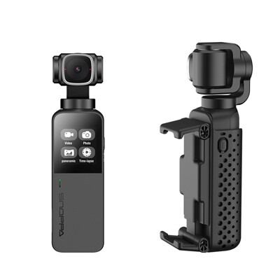 【台灣保固】Snoppa Vmate雲台相機S191 手持口袋雲台穩定器 VLOG 平衡器 三軸穩定 (10折)