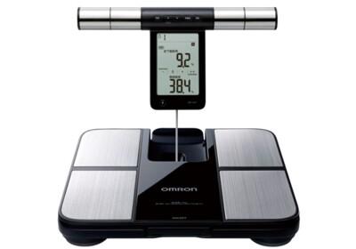 歐姆龍藍牙體重體脂肪計 HBF-702T (8.4折)