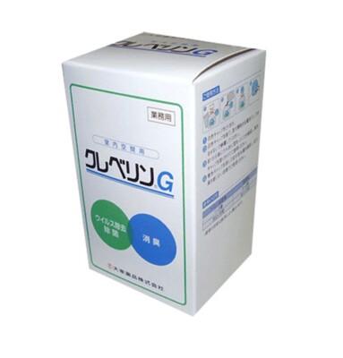 【日本製】加護靈cleverin 60G (6.5折)