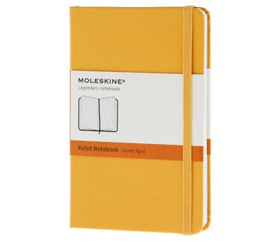 Moleskine 經典筆記本-硬殼(口袋型Pocket)多色 任選 (8折)