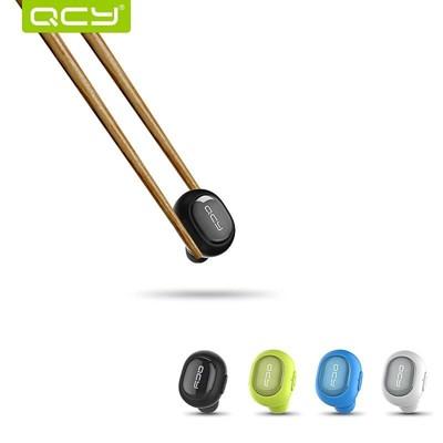 『 QCY 系列 』 Q26無線單耳藍牙耳機(時尚黑) (4.4折)