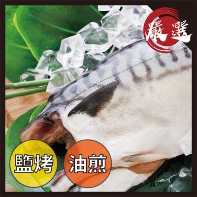 多多市集深海薄鹽鯖魚片180g (0.9折)
