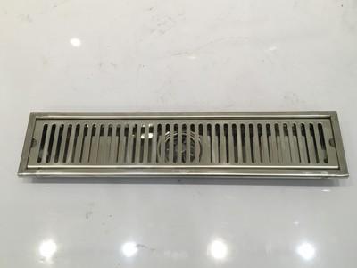 工廠直營台灣製304長型不銹鋼集水槽 10*30CM 正304防臭地板落水頭  多種尺寸請洽客服 (7.5折)