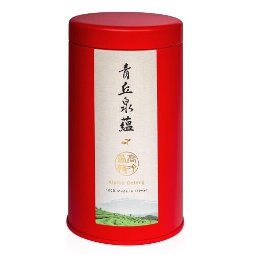 青丘泉蘊 高冷烏龍 4兩 150g*1罐