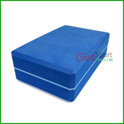 進階瑜珈磚(50D硬度)(瑜伽磚/泡綿磚塊/瑜珈塊/EVA/高支撐/硬度高/伸展運動) (3.9折)