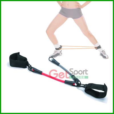 綁腳拉繩組(綁腿彈力繩/拉力帶/腳裸綁帶/阻力帶/大腿) (5.1折)