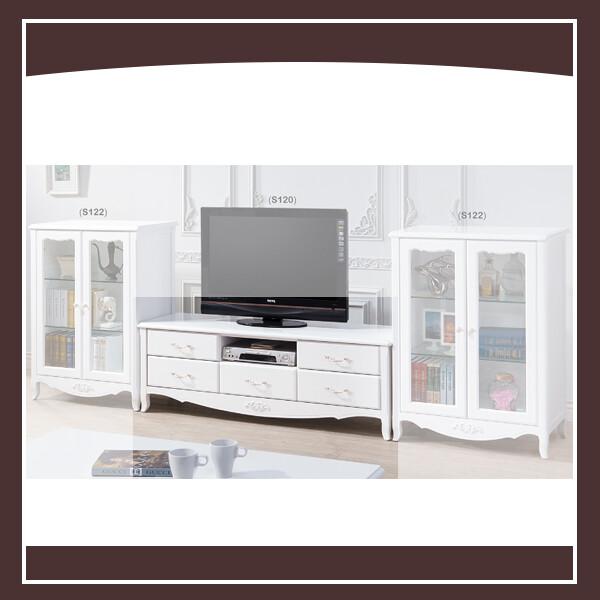 艾莉歐風5尺電視櫃 21195324003