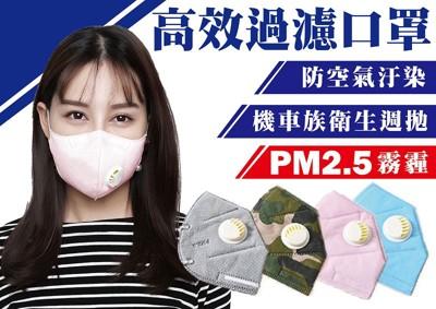 韓版防霧霾防塵PM2.5口罩 (2.7折)