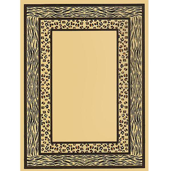 地毯 范登伯格 拉斯人造絲質地毯-水波紋-140x190cm