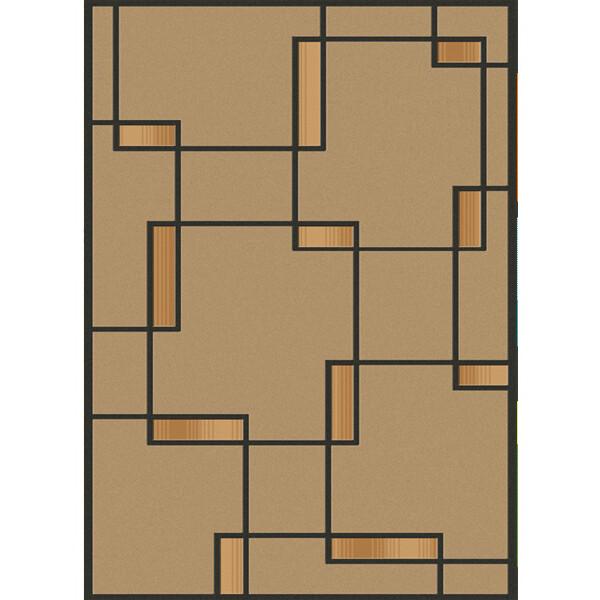 范登伯格 光影時尚造型地毯-交錯-140x200cm