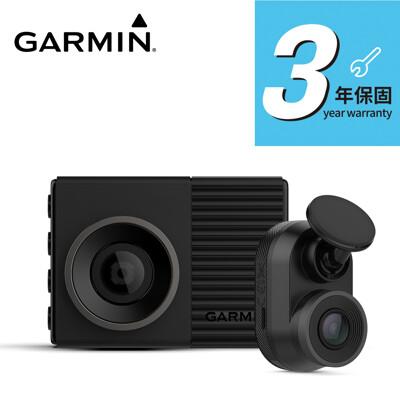 GARMIN Dash Cam 46D 廣角雙鏡頭行車記錄器組(46 + mini) (10折)