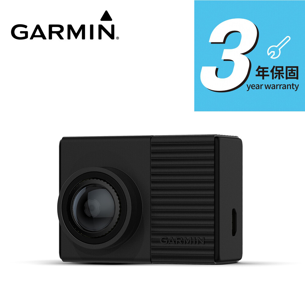 garmin dash cam 66w 1440p/180度廣角行車記錄器