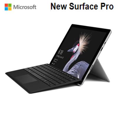 送原廠鍵盤 微軟 New Surface Pro 12.3吋平板電腦 Windows10 Pro (5.9折)