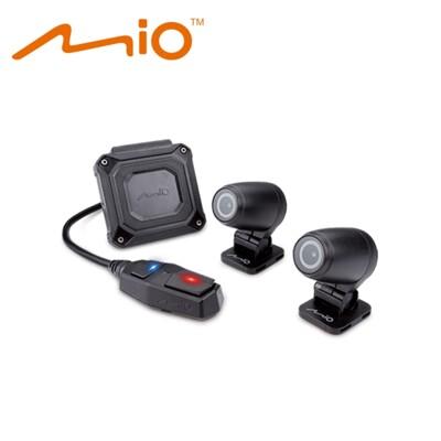 Mio MiVue M760D 星光夜視雙鏡頭 分離式GPS 機車行車記錄器 (7.7折)