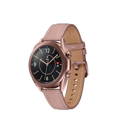 送手環 samsung galaxy watch3 r855 41mm lte版 智慧型手錶 (8.6折)