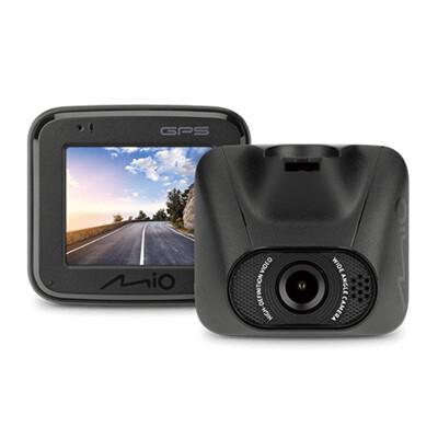 Mio MiVue C550 夜視進化 支援雙鏡 GPS+測速 大光圈 行車紀錄器 (8.7折)