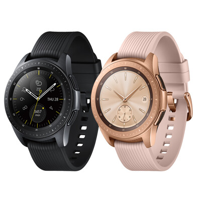 samsung galaxy watch (42mm/lte版) r815 智慧型手錶 (7.4折)