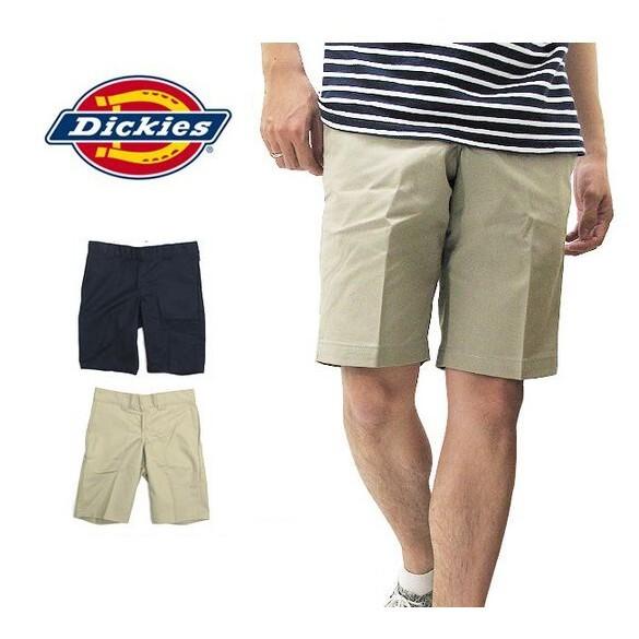 dickies 美國經典品牌-wr849  窄版工作短褲/slim fit /休閒褲/合身窄版/短褲