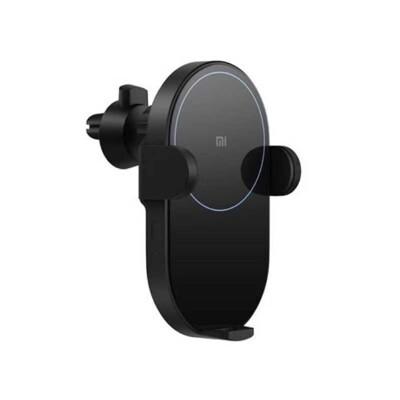 小米無線車充 20W高速閃充 自動鎖邊 汽車 車載 手機支架充電器 小米無線車充 汽車支架充電器 (7.9折)