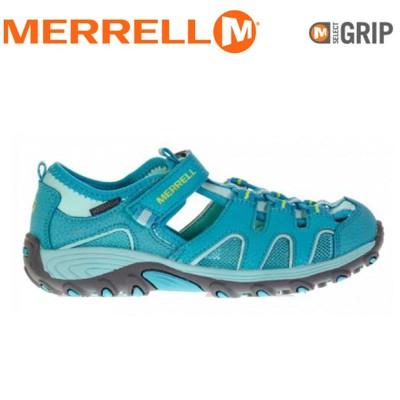 MERRELL 美國 兒童 HYDRO H2O HIKER SANDAL《水藍》兒童涼鞋/休閒鞋/運 (8折)