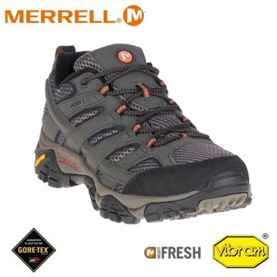 MERRELL 美國 男 MOAB 2 GORE-TEX登山鞋《深灰》ML06039W/健行/戶外鞋 (8折)