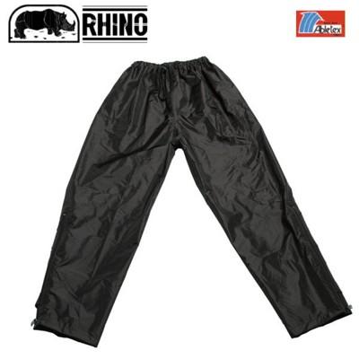 RHINO 犀牛 雪巴高級透氣防水雨褲《黑》PI-825/防水褲/雨褲/登山雨褲/雨衣 (8折)
