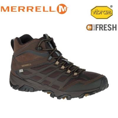 MERRELL 美國 男款 防水 MOAB FST ICE+THERMO棕色越野鞋/休閒鞋/登山鞋/ (8折)