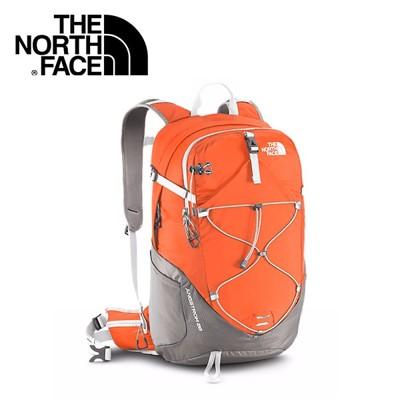The North Face 28L 輕量專業登山背包 木瓜橘/鐵銀登山背包/後背包/專業背包/自助 (8.5折)