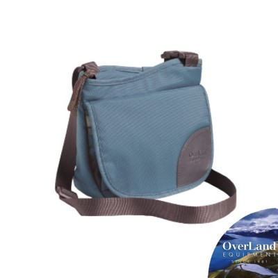 OVERLAND 美國 Isabella 側背包《藍》OL132NBD0354/斜背包/旅行 (8.5折)