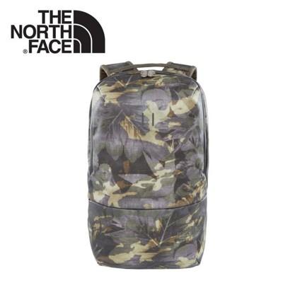The North Face BTTFB雙肩背包《綠印花》2ZFB/電腦包/後背包/肩背包 (8.5折)
