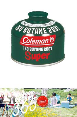 Coleman 美國 高效能極地瓦斯罐〈230G〉瓦斯罐/高山瓦斯罐/CM-K200J (8.8折)