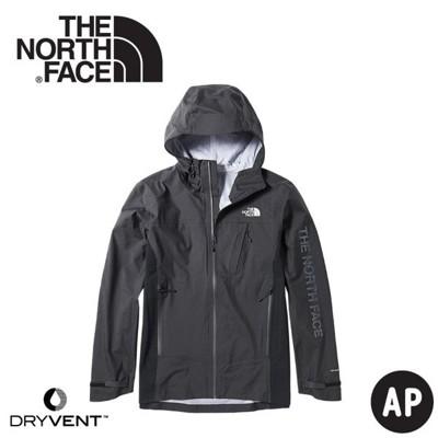 The North Face 男 DryVent+GORE-TEX拼接防水外套《黑》3VSN/衝鋒衣 (8.5折)