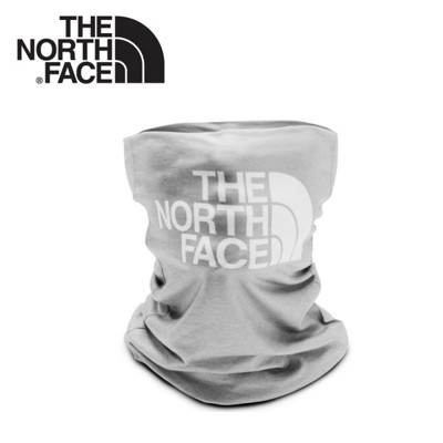The North Face LOGO排汗頭巾《中灰》CGV7/魔術頭巾/圍巾/口罩/圍脖/帽子 (8.4折)