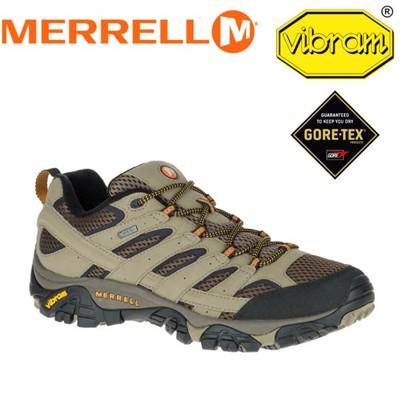 MERRELL 美國 男款 MOAB 2 GORE-TEX《棕》休閒鞋/登山鞋/運動鞋/ML0603 (8折)
