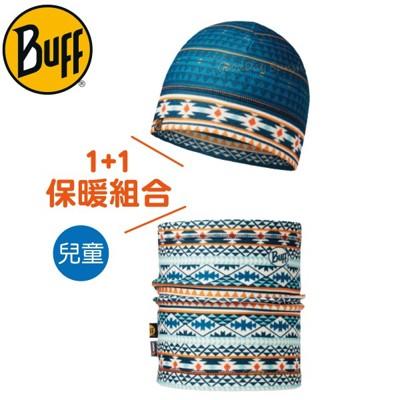 BUFF 西班牙 《針葉樹林》橡樹迷彩 POLAR保暖頭巾秋冬/口罩/快乾圍巾/脖圍/100467 (8.9折)