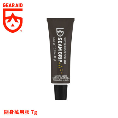 gear aid 美國 隨身萬用膠 7g (1入裝)04000/縫線膠/修補膠/得獎膠 隨身萬用膠 (9折)