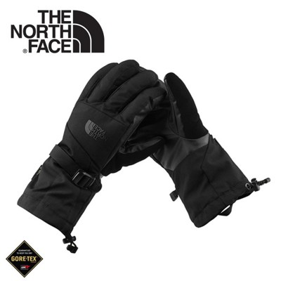 The North Face 美國 男 GORE-TEX防水保暖觸控手套《黑》 3M39/保暖手套/ (8.5折)
