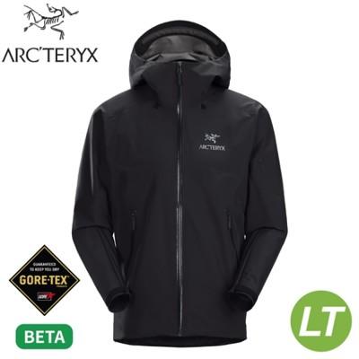 ARC'TERYX 始祖鳥 男 Beta LT 防水外套《黑》26844/Gore-Tex/衝鋒衣/ (9.5折)