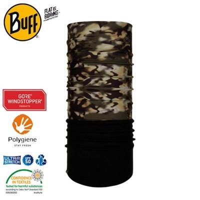 BUFF 西班牙 Windproof防風頭巾 Plus 森林迷彩118127/圍脖/帽子/口罩/圍巾 (9折)