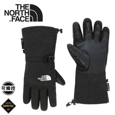 The North Face 美國 女GORE-TEX 防水保暖觸控手套《黑》3M3B/觸控手套/保 (8.5折)