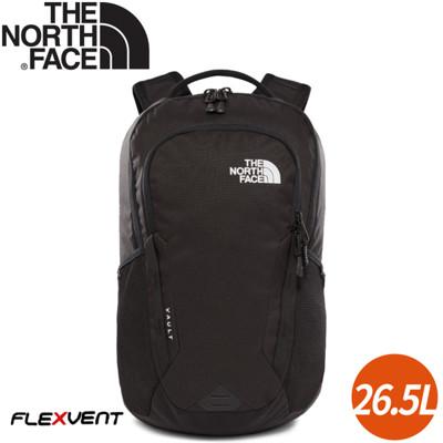 The North Face 26.5L VAULT 後背包《黑》3KV9/電腦包/書包/15吋筆電 (8.5折)