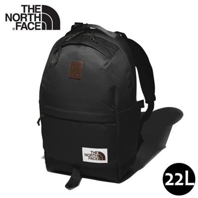 The North Face 22L 13吋電腦背包《黑》3KY5/多功能休閒背包/電腦背包/學生書 (8.5折)
