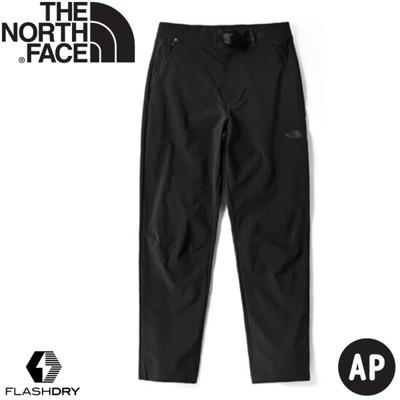 The North Face 男 彈性快乾長褲《黑》46L1/休閒長褲/戶外/登山/運動長褲 (8.5折)